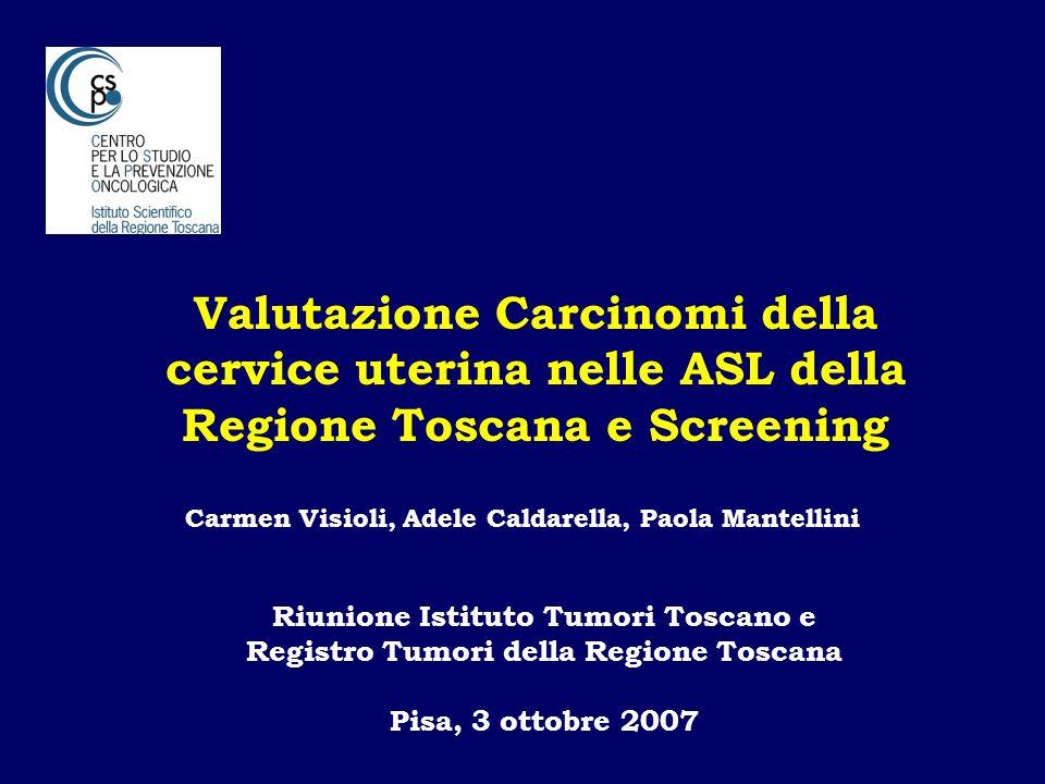 Carmen Visioli, Adele Caldarella, Paola Mantellini