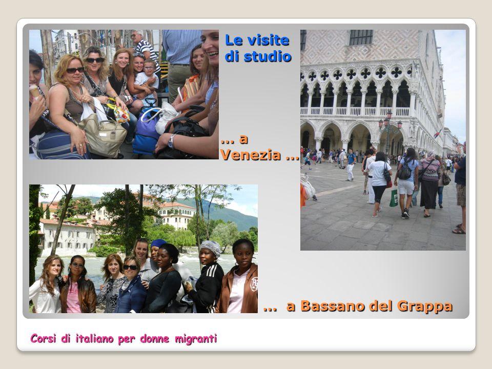 Le visite di studio … a Venezia …