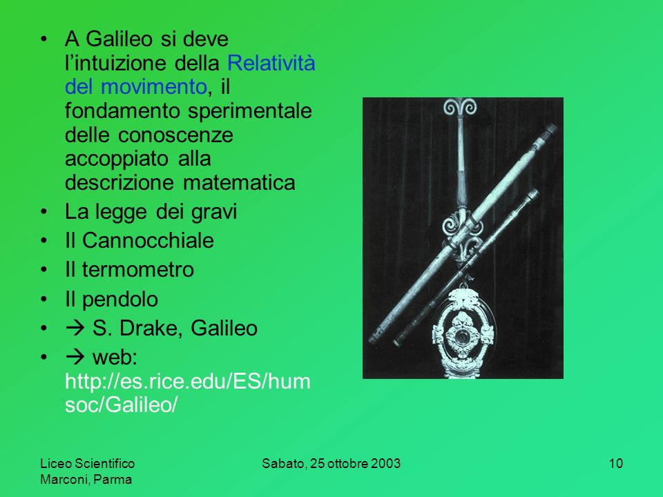  web: http://es.rice.edu/ES/humsoc/Galileo/