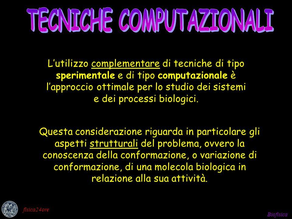 Tecniche computazionali