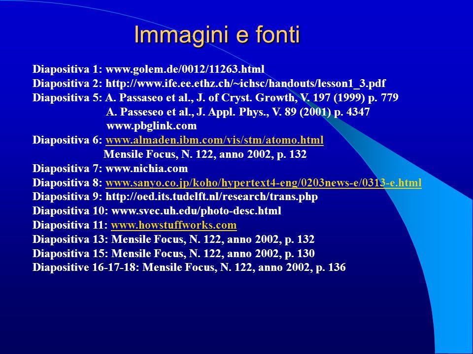 Immagini e fonti Diapositiva 1: www.golem.de/0012/11263.html