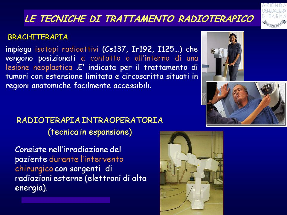 RADIOTERAPIA INTRAOPERATORIA