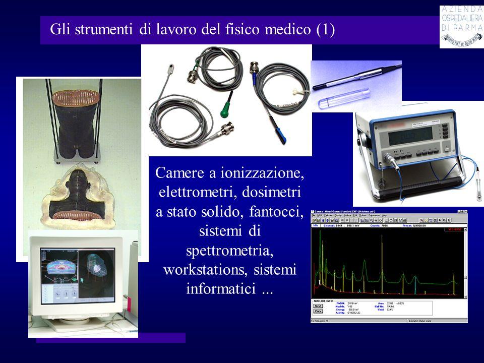Gli strumenti di lavoro del fisico medico (1)