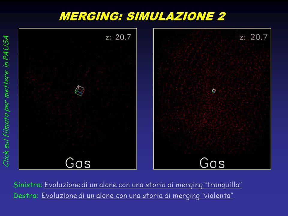 MERGING: SIMULAZIONE 2 Click sul filmato per mettere in PAUSA