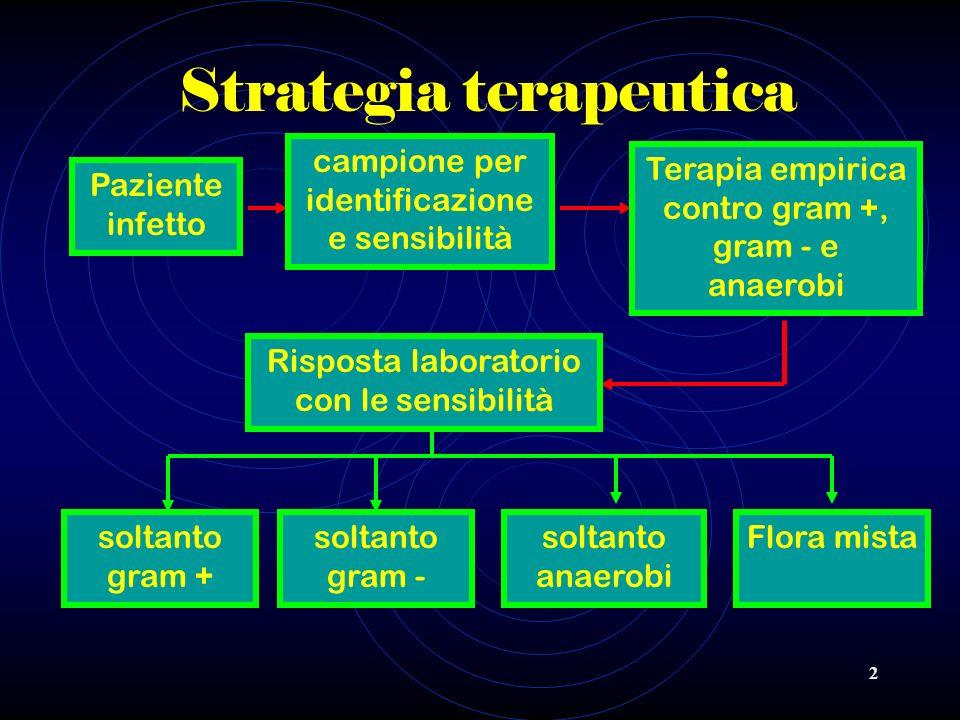 Strategia terapeutica