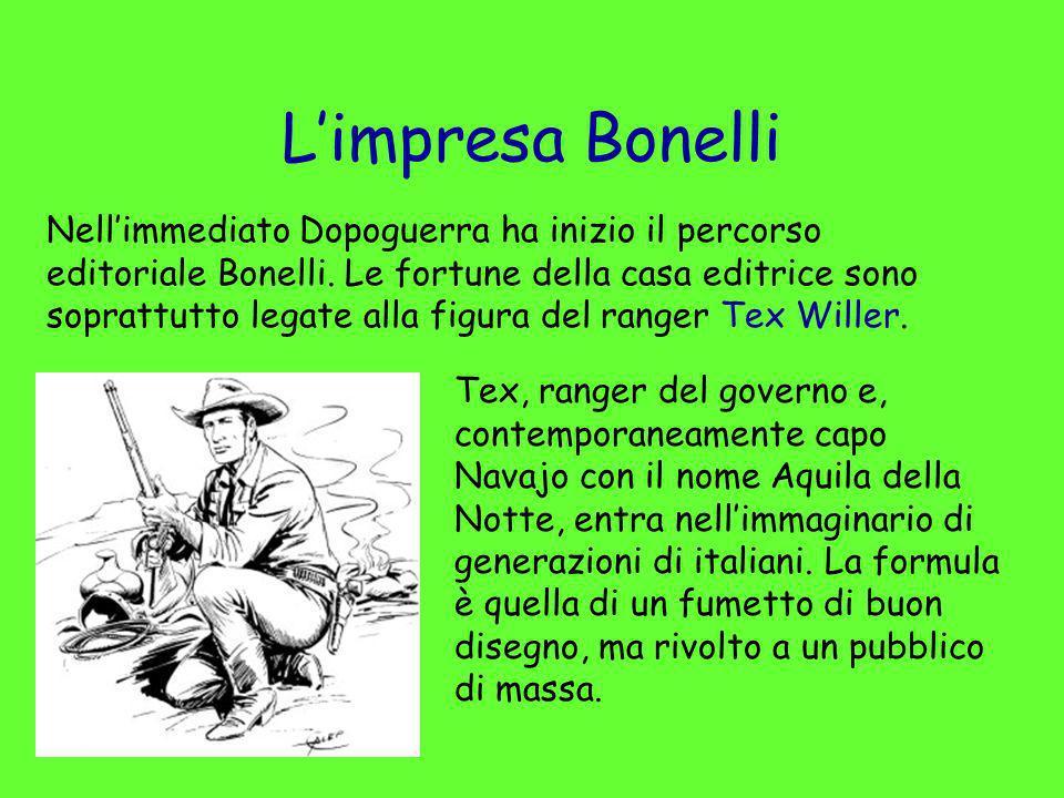 L'impresa Bonelli