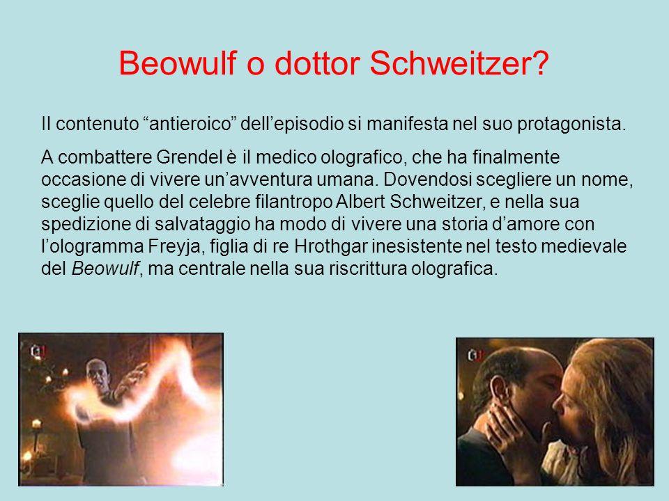 Beowulf o dottor Schweitzer