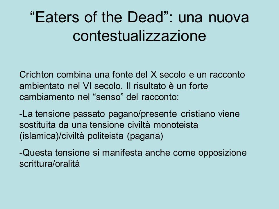 Eaters of the Dead : una nuova contestualizzazione