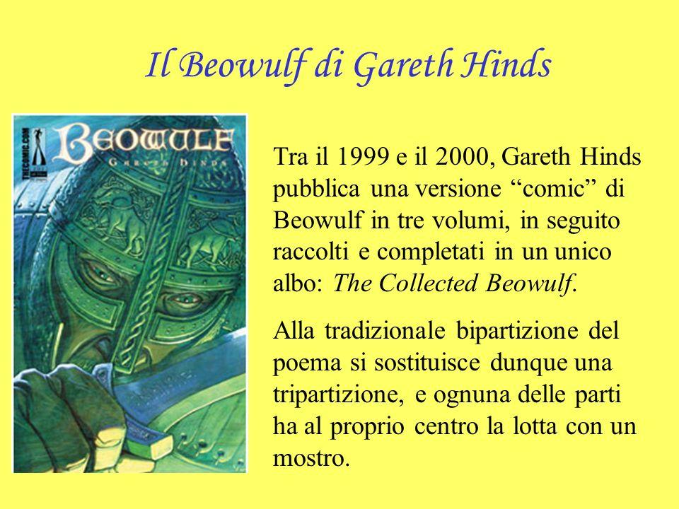 Il Beowulf di Gareth Hinds