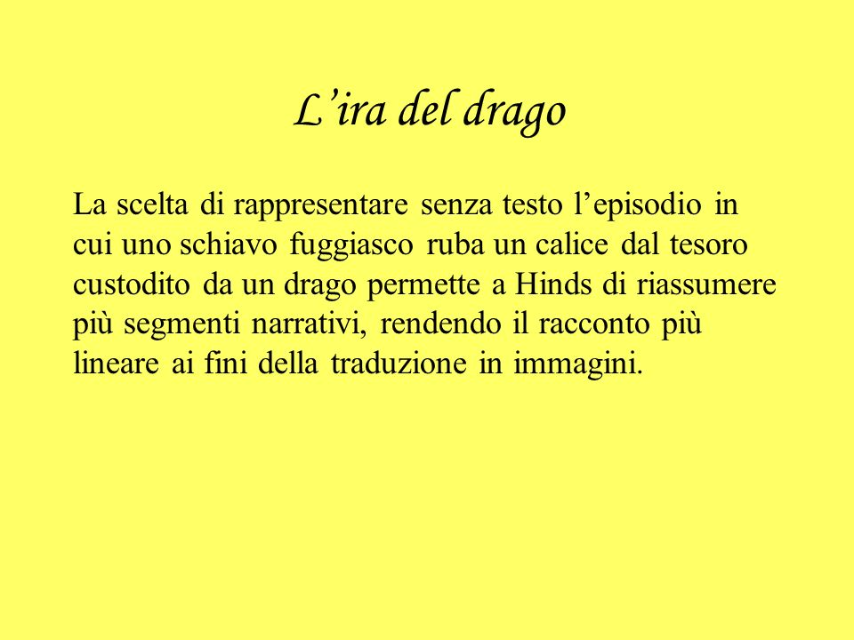 L'ira del drago