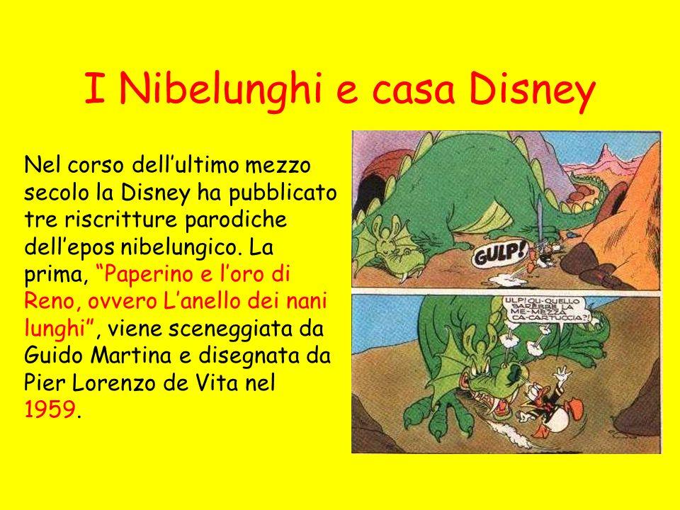 I Nibelunghi e casa Disney