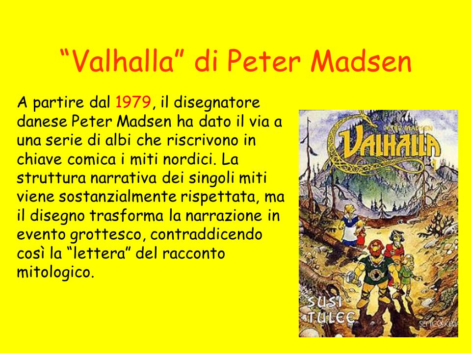 Valhalla di Peter Madsen