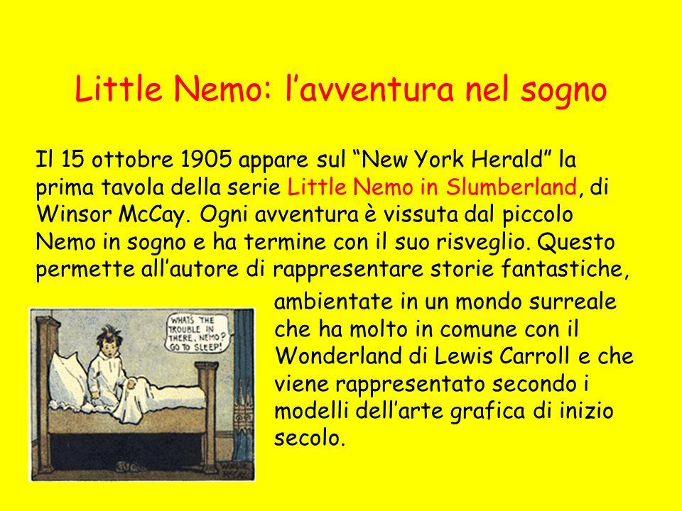 Little Nemo: l'avventura nel sogno