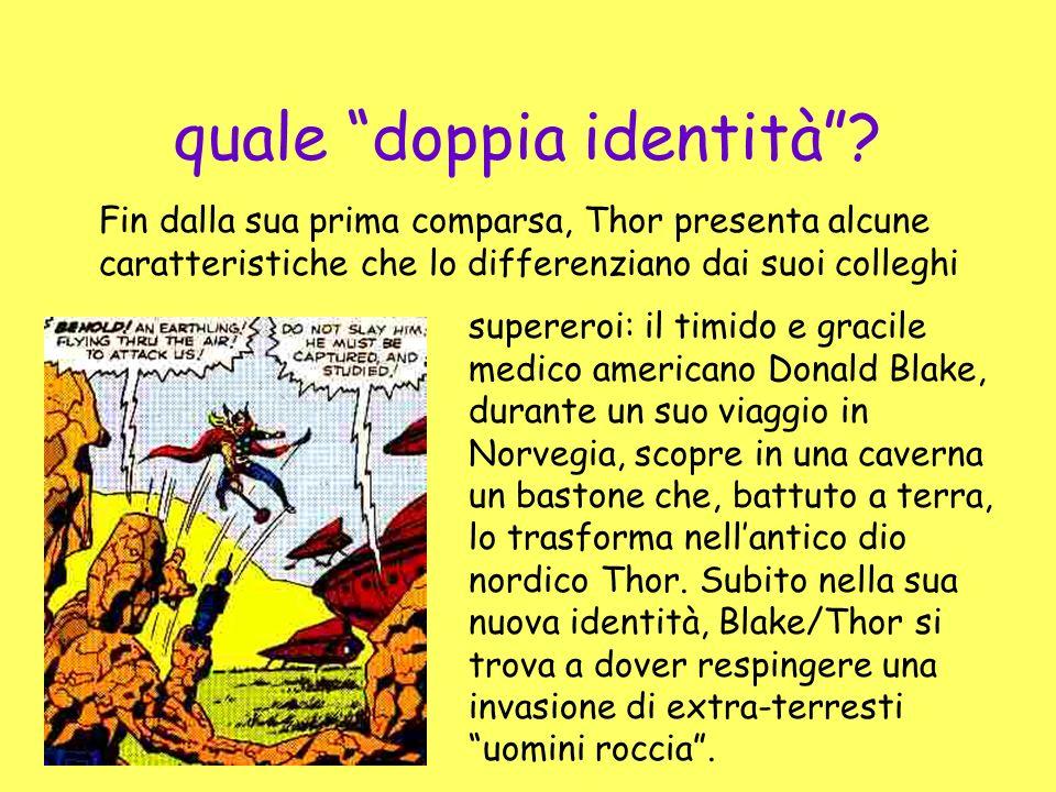 quale doppia identità
