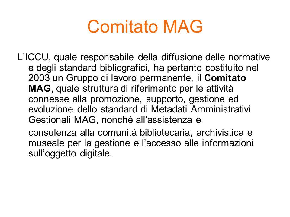 Comitato MAG