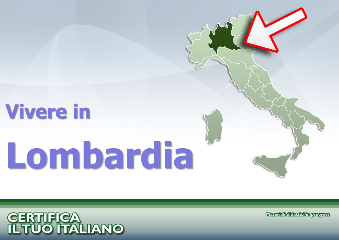 Vivere in Lombardia