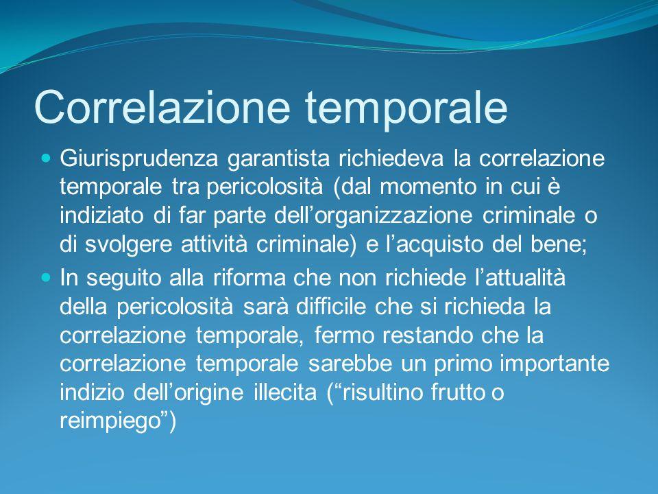 Correlazione temporale