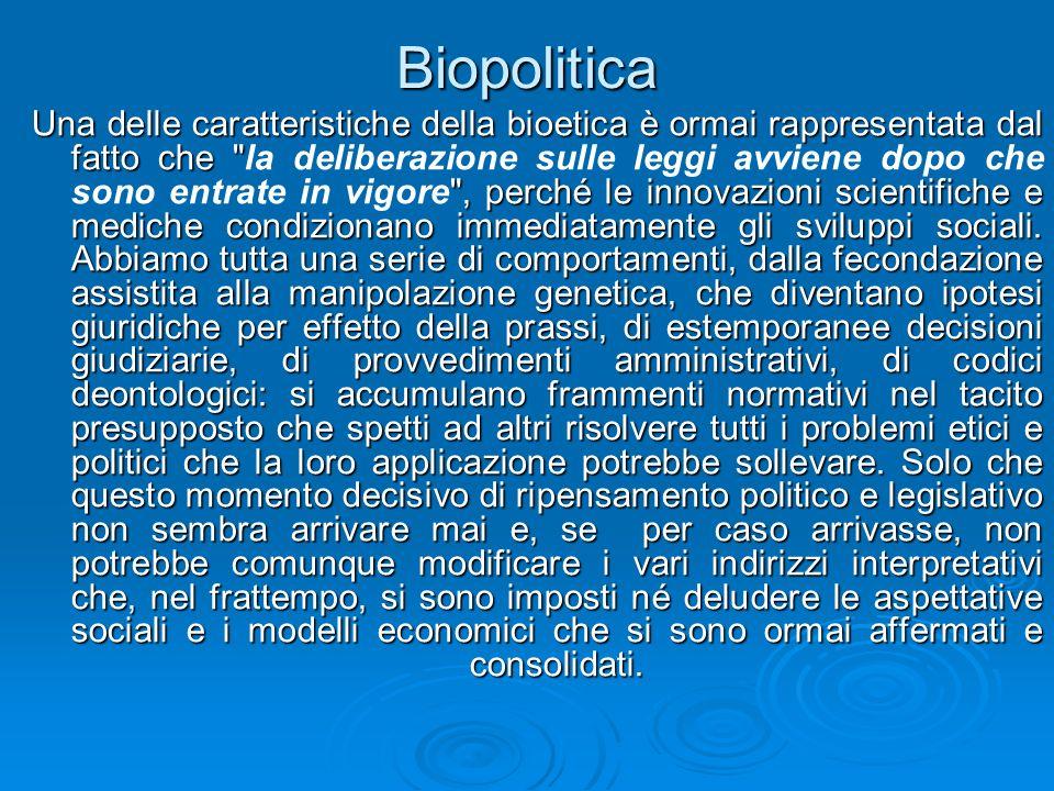 Biopolitica
