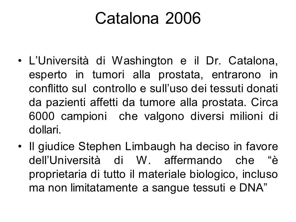 Catalona 2006