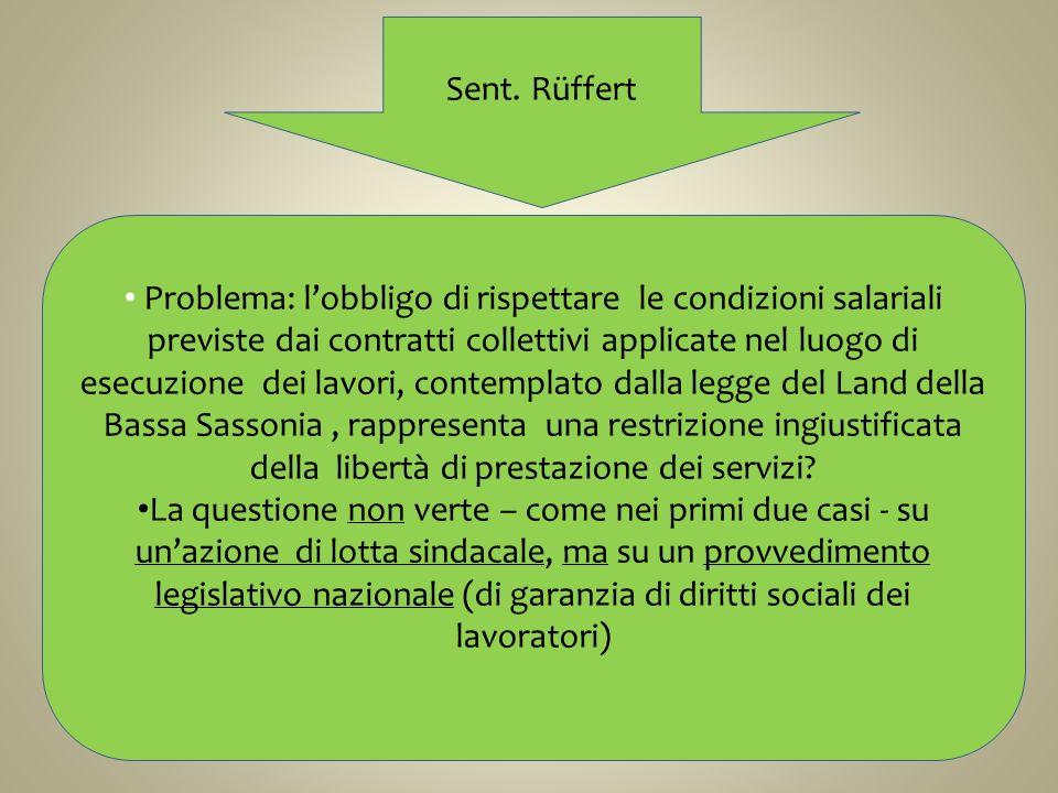 Sent. Rüffert