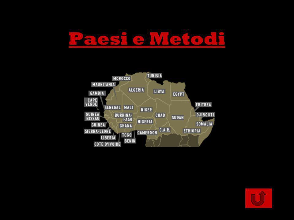 Paesi e Metodi