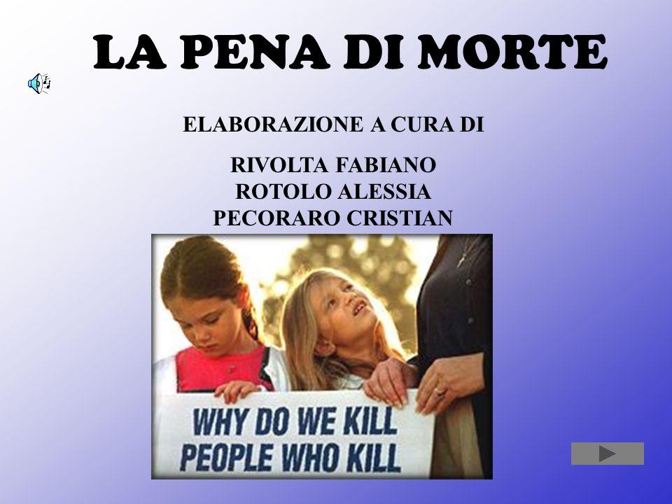 RIVOLTA FABIANO ROTOLO ALESSIA PECORARO CRISTIAN