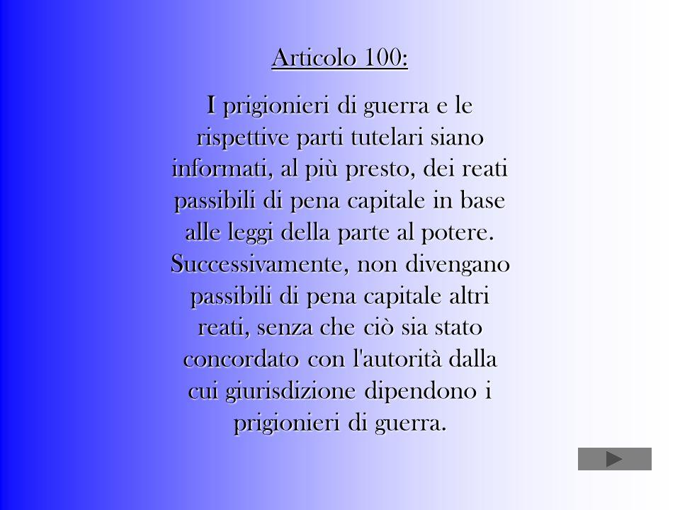 Articolo 100: