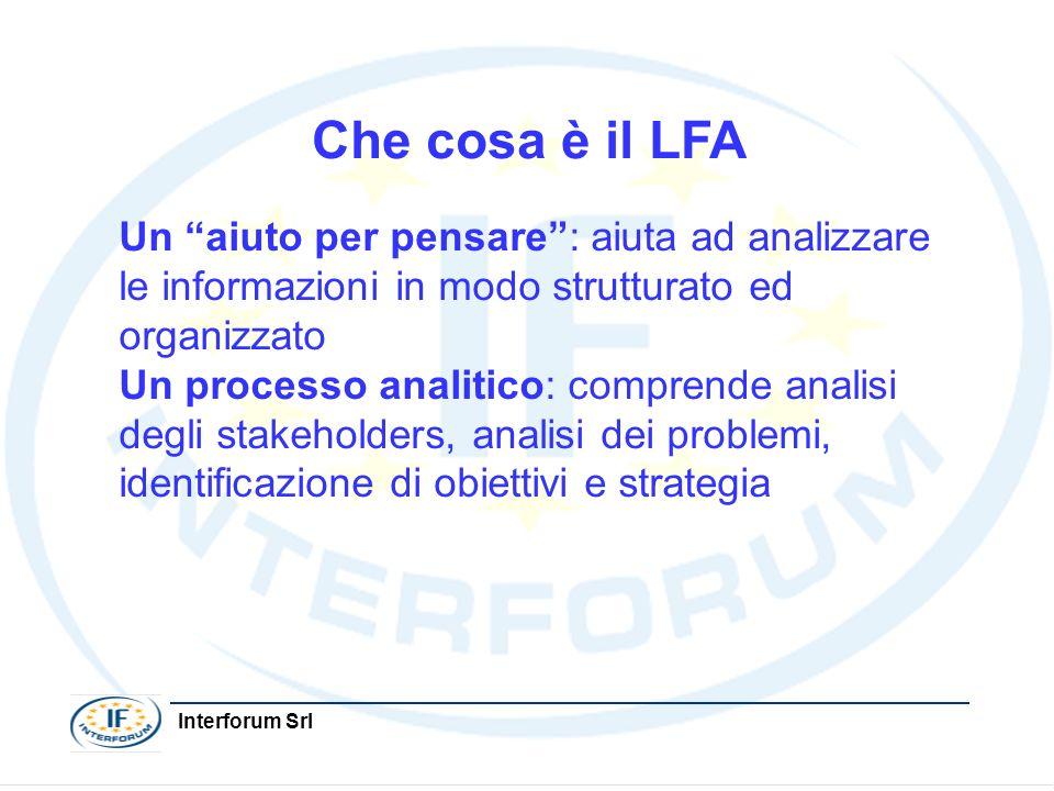 Che cosa è il LFA