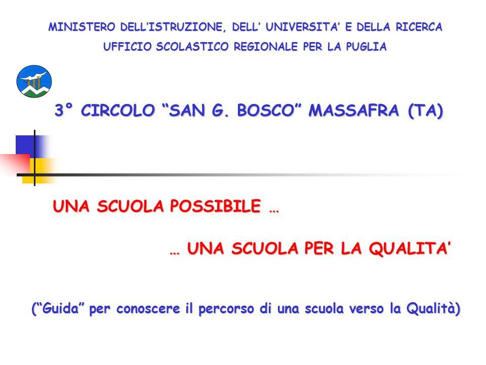 3° CIRCOLO SAN G. BOSCO MASSAFRA (TA)