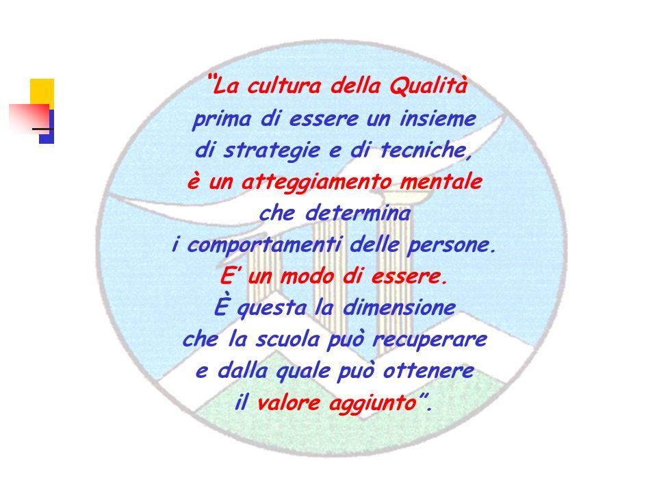 La cultura della Qualità