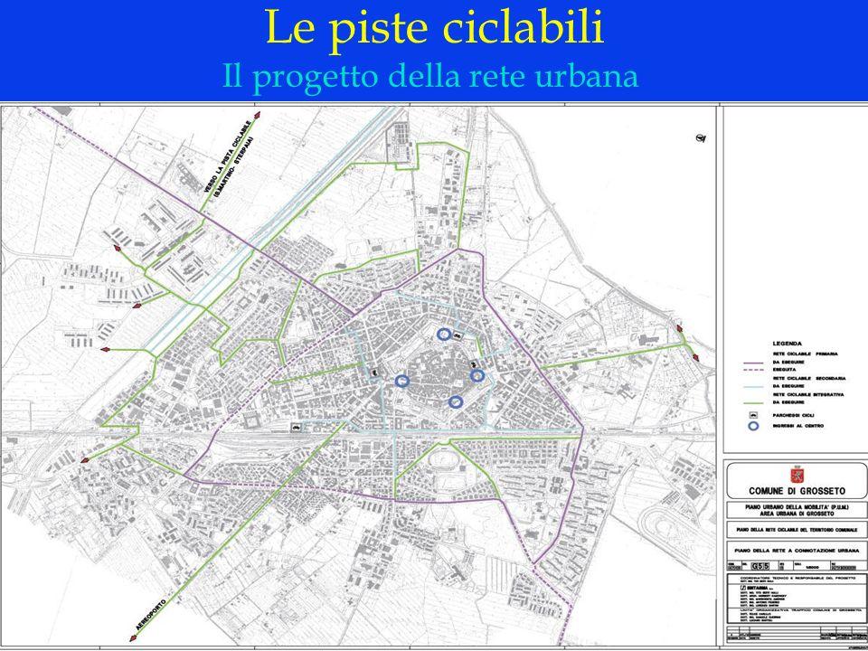 Il progetto della rete urbana