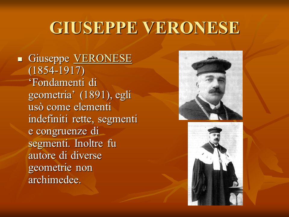 GIUSEPPE VERONESE