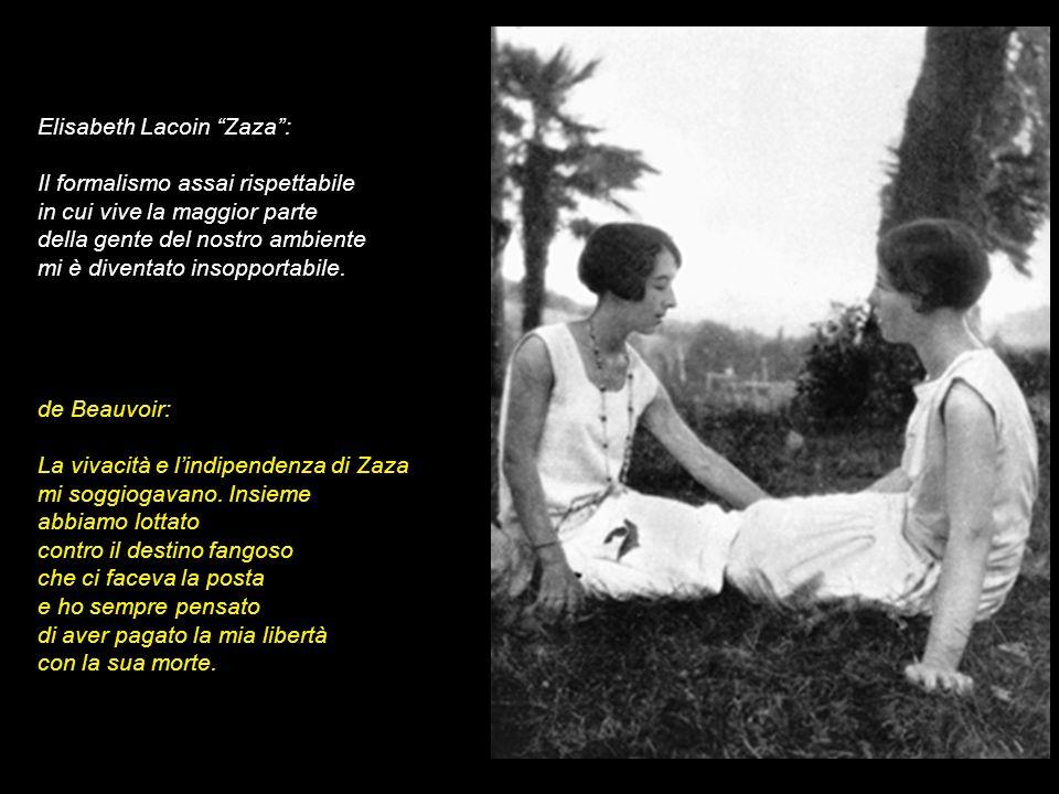 Elisabeth Lacoin Zaza :