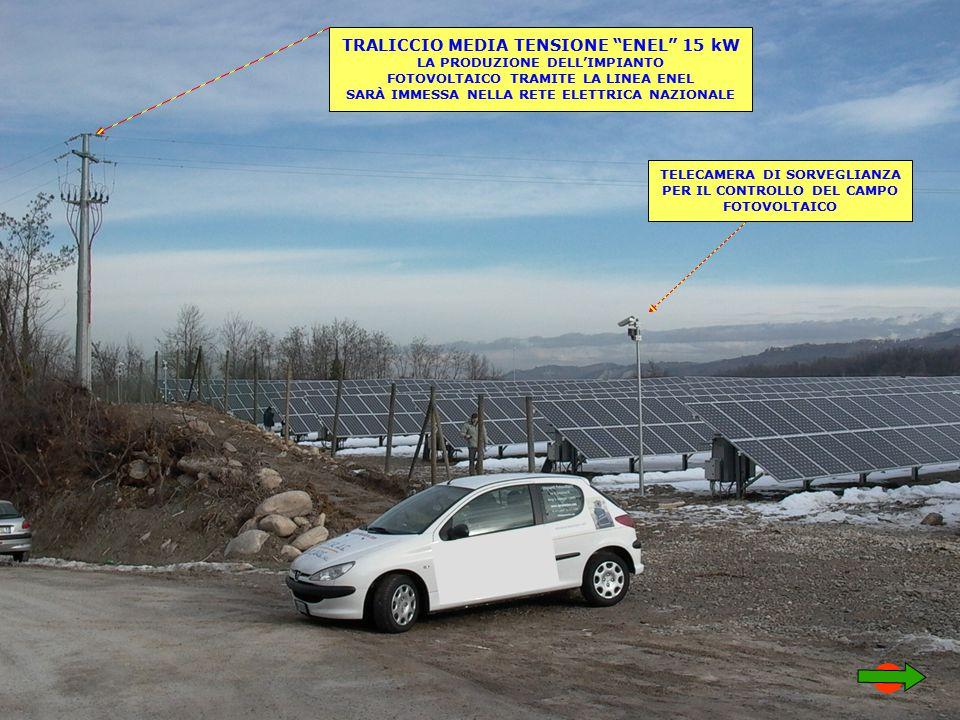 TRALICCIO MEDIA TENSIONE ENEL 15 kW
