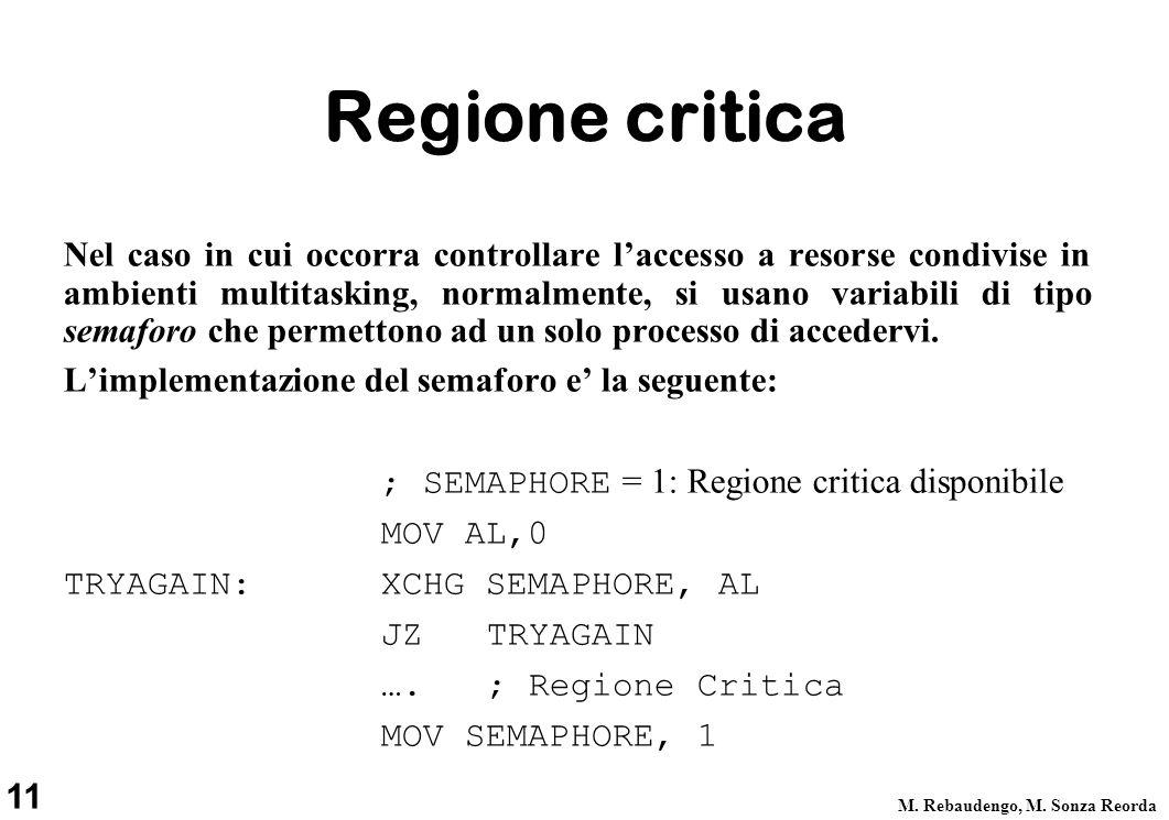 Regione critica