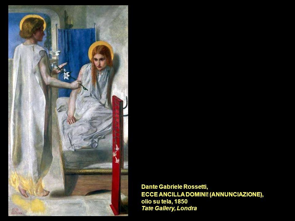 Dante Gabriele Rossetti,