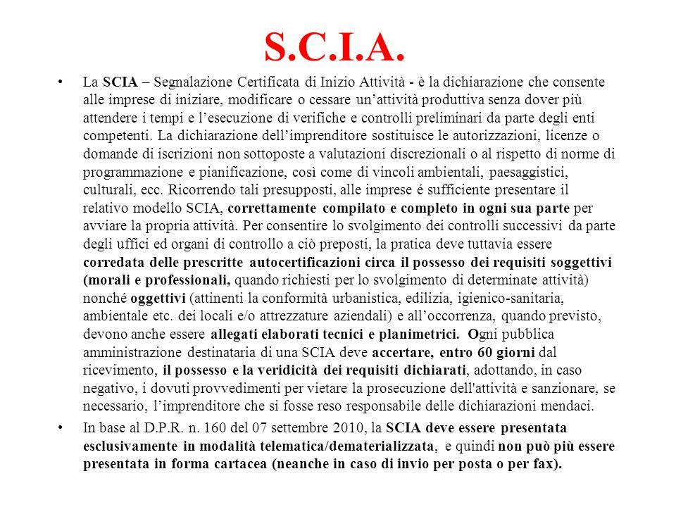 S.C.I.A.