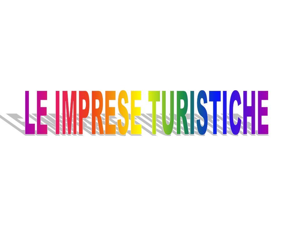 LE IMPRESE TURISTICHE