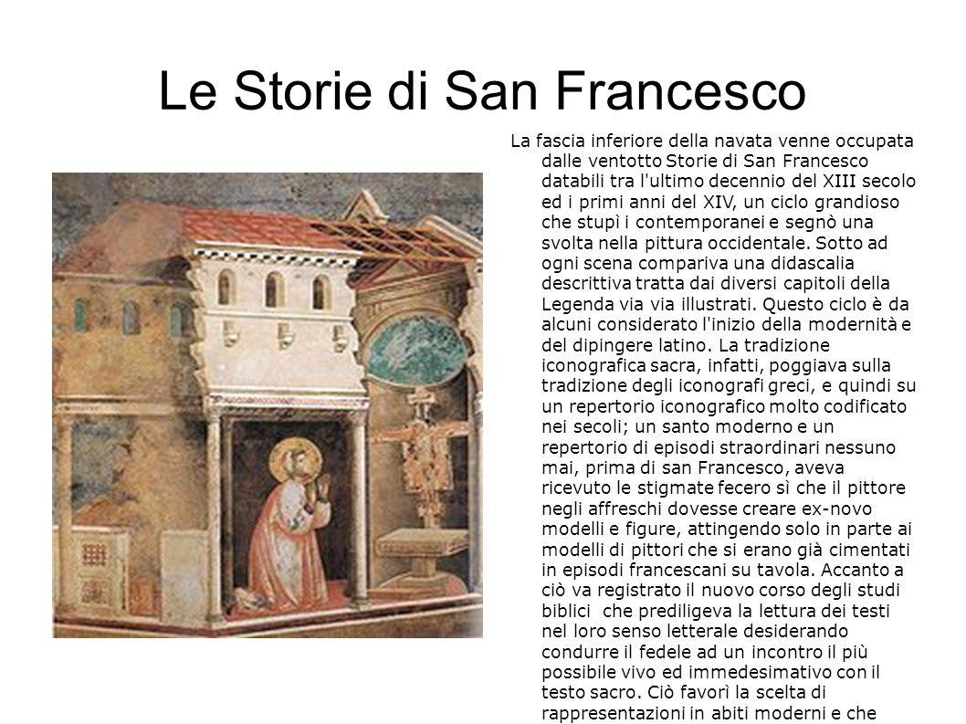 Le Storie di San Francesco
