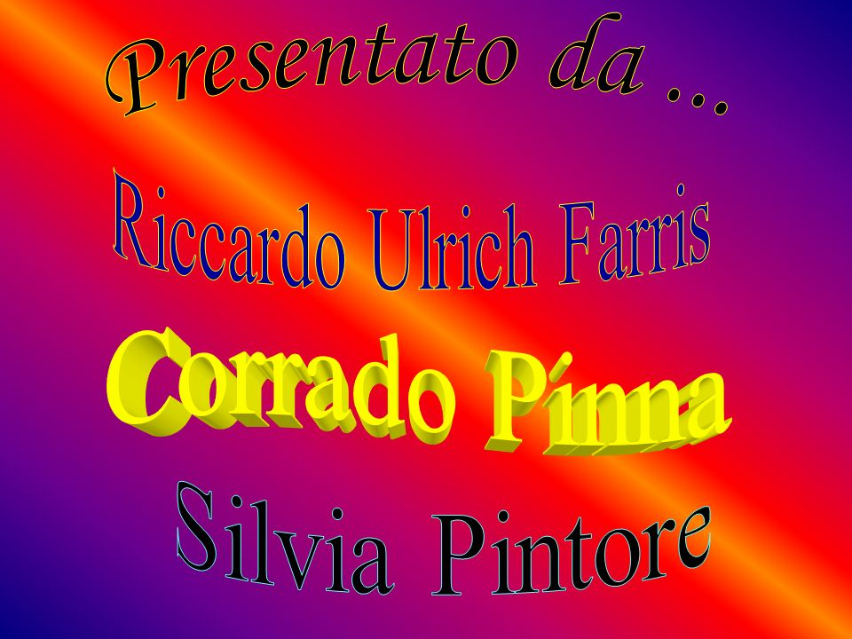 Riccardo Ulrich Farris
