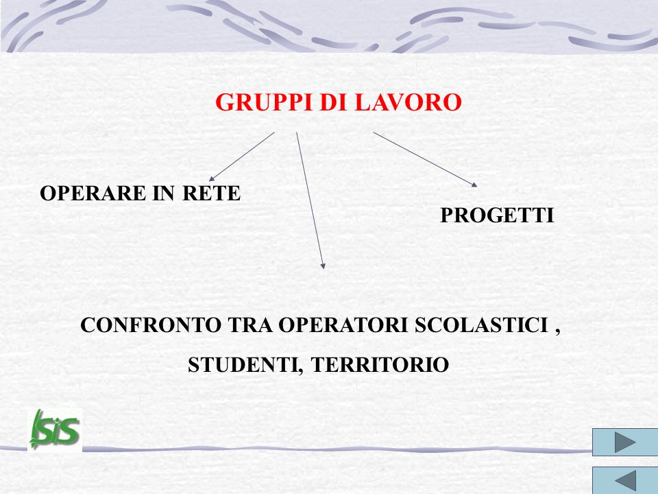 CONFRONTO TRA OPERATORI SCOLASTICI ,