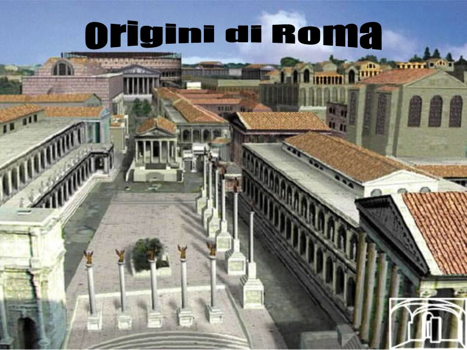 origini di Roma