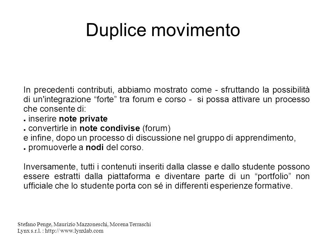 Duplice movimento