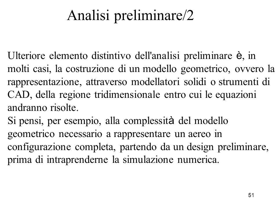 Analisi preliminare/2