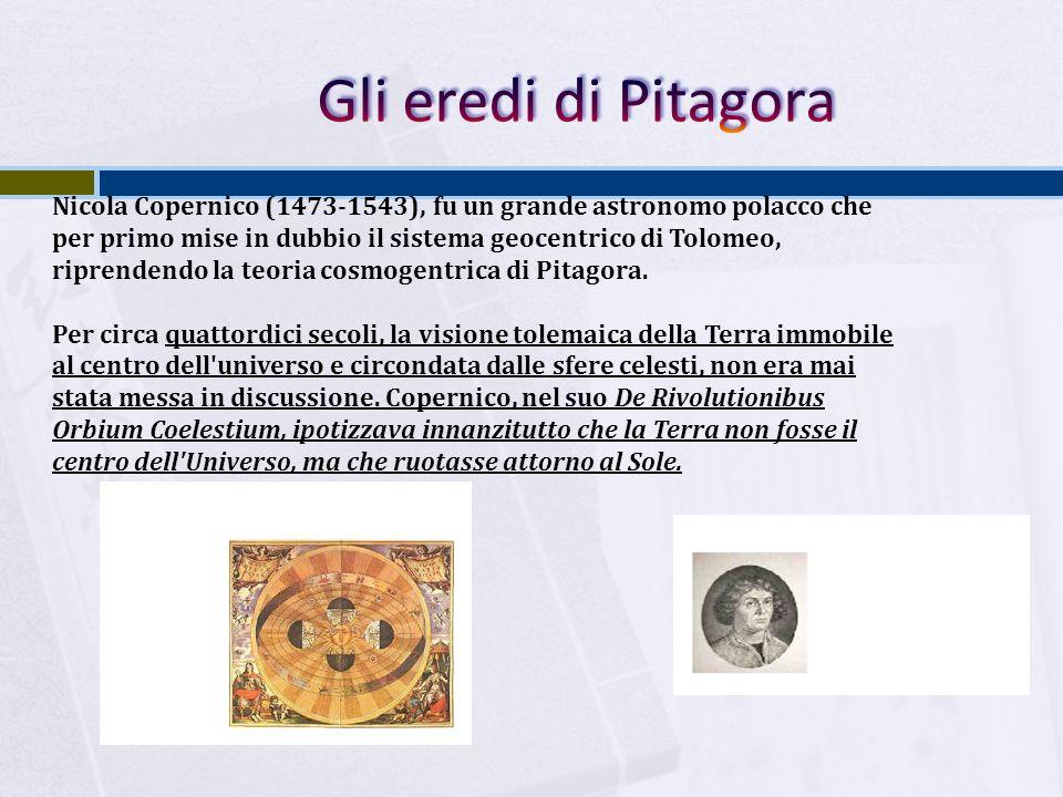 Gli eredi di Pitagora