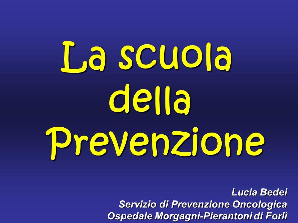 La scuola della Prevenzione