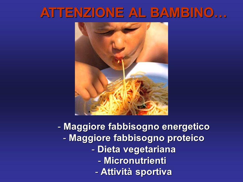ATTENZIONE AL BAMBINO…