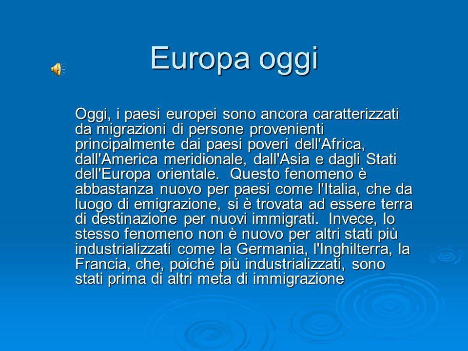 Europa oggi