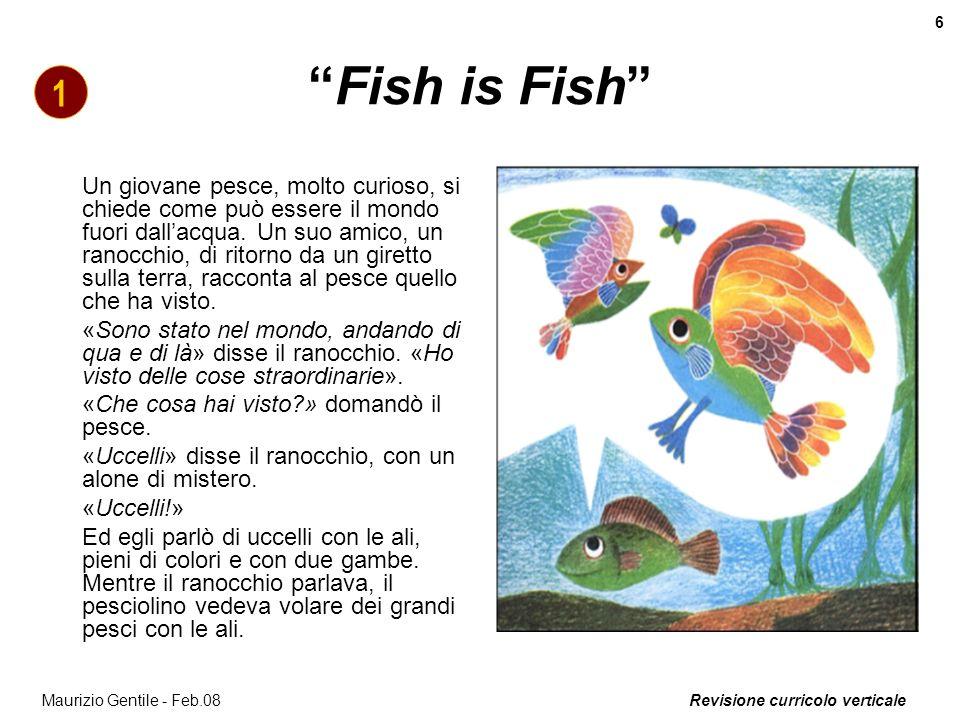 Fish is Fish 1.
