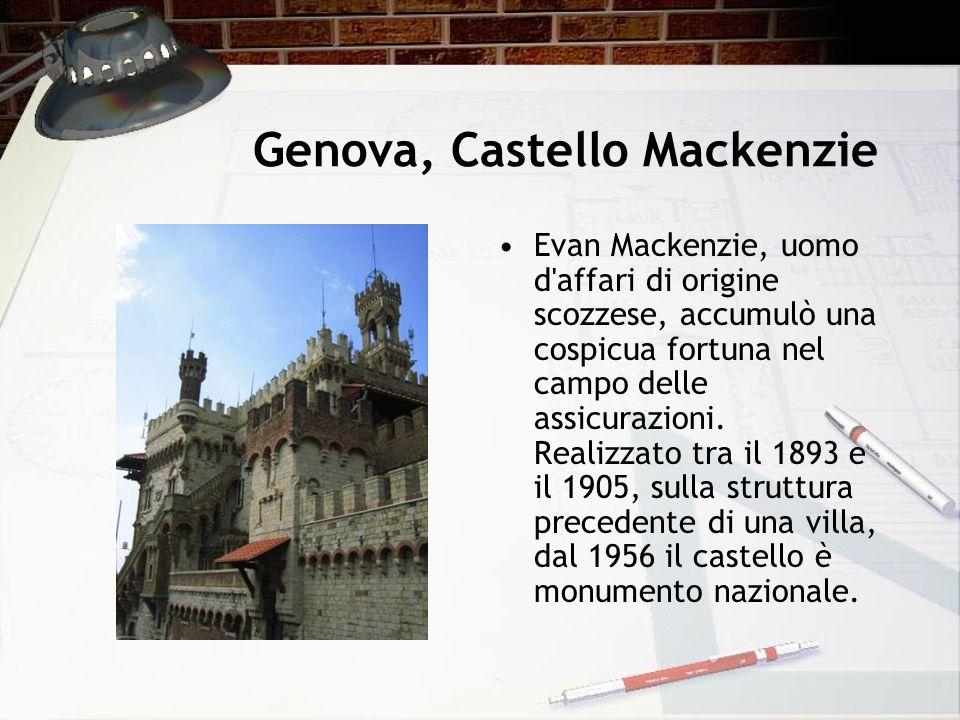 Genova, Castello Mackenzie
